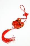 Chinesischer Knoten Lizenzfreies Stockfoto