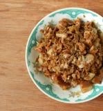 Chinesischer Lebensmittel-Hintergrund lizenzfreies stockbild
