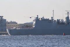 Chinesischer Marine-Goodwill-Ausflug Lizenzfreies Stockfoto