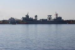 Chinesischer Marine-Goodwill-Ausflug Lizenzfreie Stockbilder