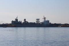 Chinesischer Marine-Goodwill-Ausflug Stockbild