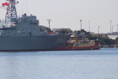 Chinesischer Marine-Goodwill-Ausflug Lizenzfreie Stockfotografie