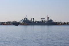 Chinesischer Marine-Goodwill-Ausflug Stockfoto