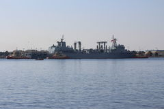 Chinesischer Marine-Goodwill-Ausflug Stockfotografie
