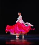 Chinesischer nationaler Tanz Lizenzfreie Stockfotografie