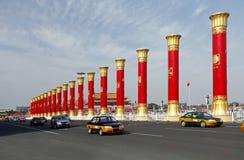 Chinesischer Nationaltag. 2009 Lizenzfreie Stockfotos