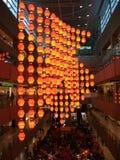 Chinesischer neues Jahr-Verkauf Stockfoto