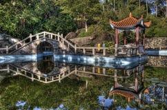 Chinesischer Park in Xiamen Lizenzfreie Stockfotos
