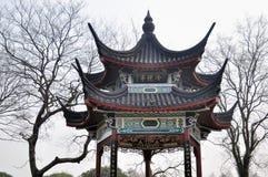 Chinesischer Pavillion Stockfotografie