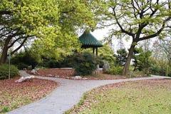 Chinesischer Pavillion. Lizenzfreies Stockbild