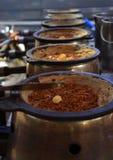 Chinesischer Pfannkuchen Lizenzfreies Stockbild