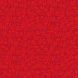 Chinesischer roter Hintergrund Stockfotografie