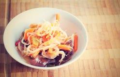 Chinesischer Salat Stockbild