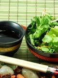 Chinesischer Salat Lizenzfreie Stockfotos