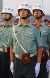 Chinesischer Soldat Lizenzfreie Stockfotografie