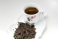 Chinesischer Tee Lizenzfreies Stockfoto