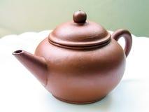 Chinesischer Tee-Potenziometer Stockbild