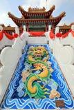Chinesischer Tempel Lizenzfreies Stockfoto
