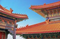 chinesischer Tempel 3 Stockfoto
