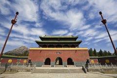 Chinesischer Tempel Stockfoto