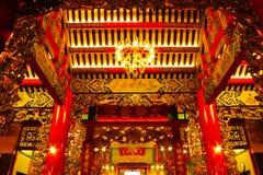 Chinesischer Tempel Lizenzfreie Stockfotos