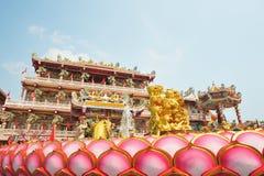 Chinesischer Tempel Stockbild