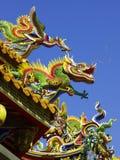 Chinesischer Tempel stockbilder