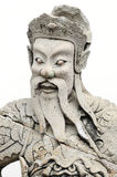 Chinesischer Tempel Gott Lizenzfreies Stockfoto