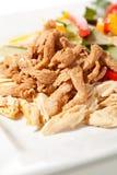 Chinesischer Tofu-Haut-Salat Lizenzfreie Stockfotos