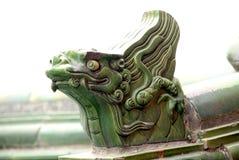 Chinesischer traditioneller Aufbau Lizenzfreies Stockfoto