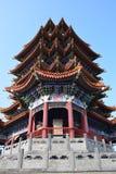 Chinesischer Turm Royaltyfri Fotografi
