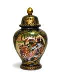 chinesischer Vase Lizenzfreie Stockfotografie