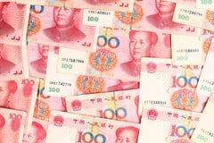 Chinesischer Yuan Stockfotografie