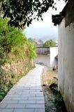 Chinesisches altes Dorf Stockbild