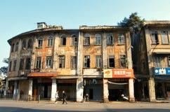 Chinesisches altes Haus Lizenzfreies Stockbild