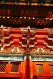 Chinesisches Architekturdetail lizenzfreies stockbild
