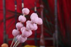 Chinesisches Aroma des Garnelenfleischballs Stockfotografie
