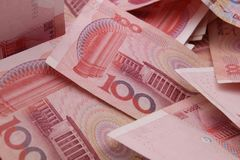 Chinesisches Bargeld Stockfoto