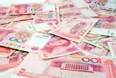 Chinesisches Bargeld Stockfotos