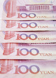 Chinesisches Bargeld Stockbild
