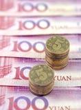 Chinesisches Bargeld Stockbilder