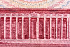 Chinesisches Bargeld: Renminbi Stockfotos