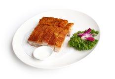 Chinesisches Fleisch Stockfotografie
