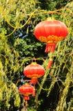 Chinesisches Frühlings-Festival Stockbild