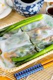 Chinesisches Frühstück Lizenzfreies Stockfoto