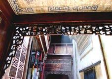 chinesisches Gebäude stockbild