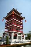 Chinesisches Gebäude Lizenzfreie Stockfotos
