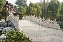 Chinesisches Gebäude in einem Park #2 Lizenzfreies Stockbild