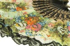 Chinesisches Gebläse über Hintergrund stockbild