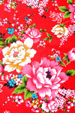 Chinesisches Gewebe Stockbilder